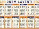 CALENDARIO PROVVISORIO DELLE CELEBRAZIONI IN TEMPO DI COVID-19